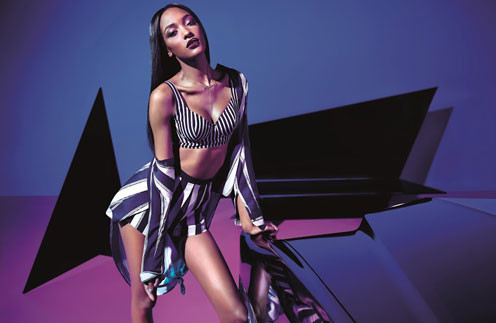 Коллекция Rihanna for River Island весна-лето 2013