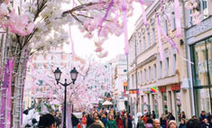 Интересная Москва: куда пойти на майские праздники