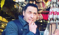 Стас Костюшкин отпраздновал день рождения сына в Киеве