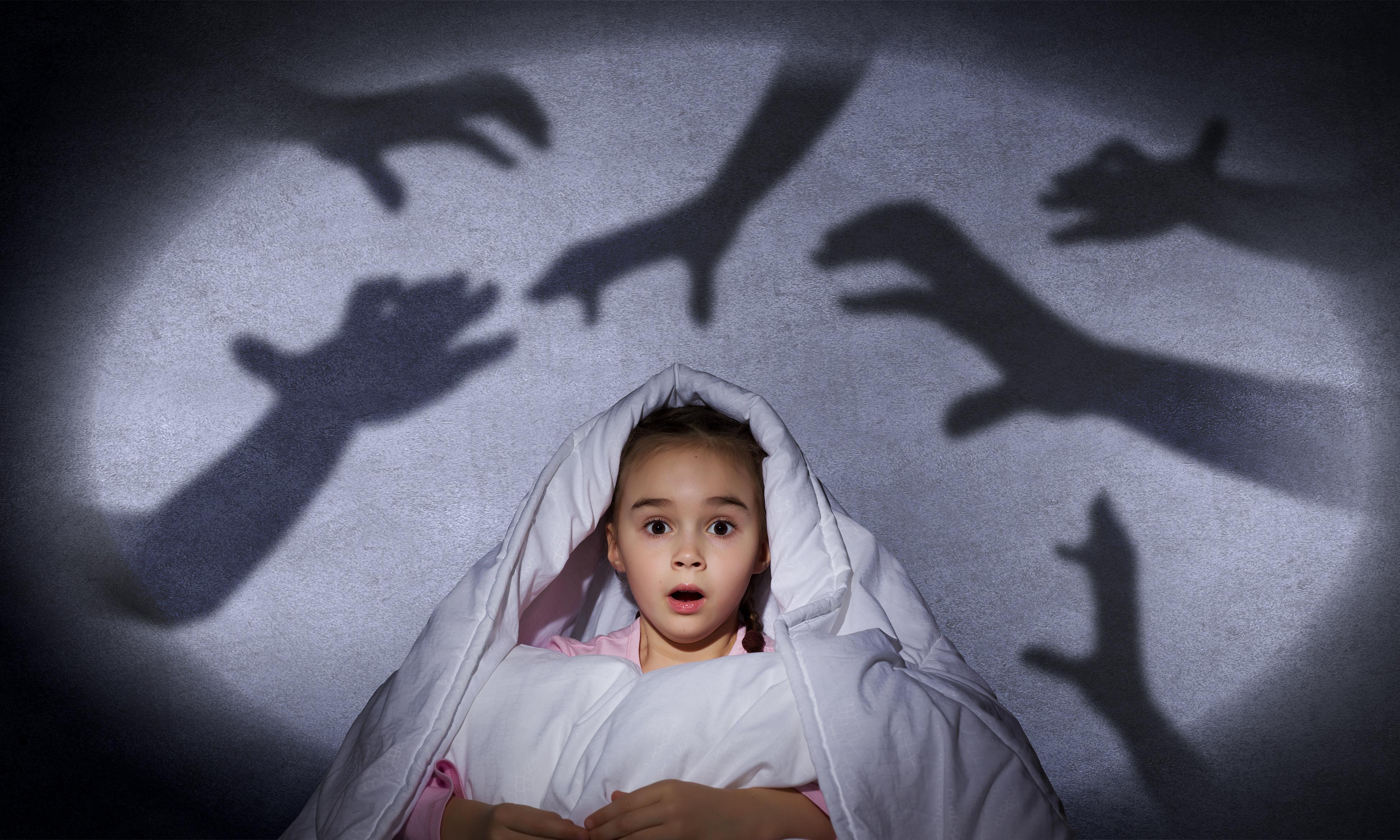 Ребенку снятся кошмары: о чем сигналят плохие сны