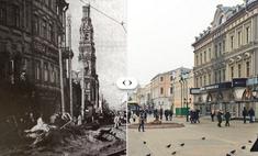 Взгляд назад: 45 видов Казани сегодня и в прошлом. Сравни!