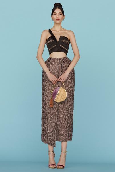 Ульяна Сергеенко представила новую коллекцию на Неделе высокой моды в Париже | галерея [1] фото [21]