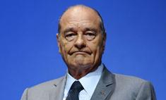 Экс-президент Франции Жак Ширак пойдет под суд
