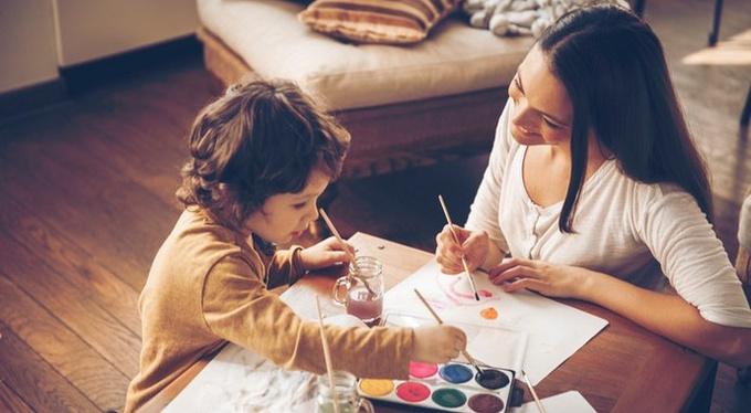 Взгляд дизайнера на творчество с детьми