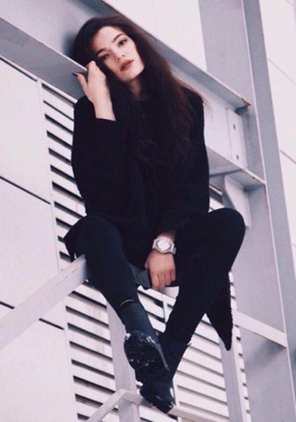 Полина Шек, «Юная топ-модель Екатеринбурга-2016», фото