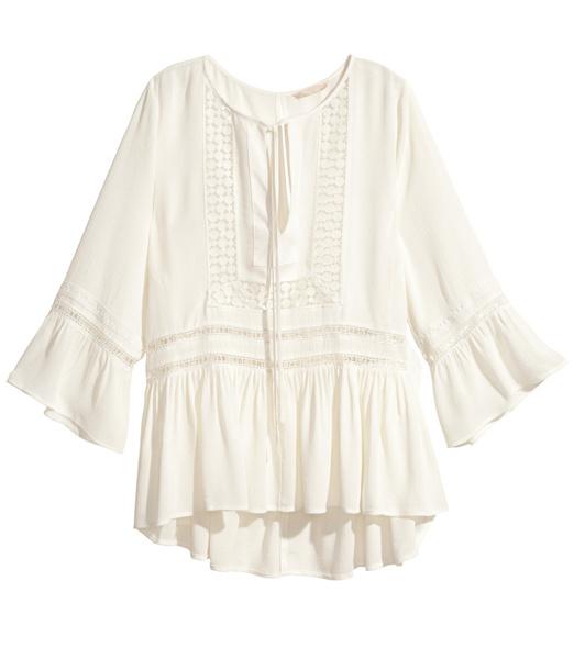 Блуза H&M, 3499 р.
