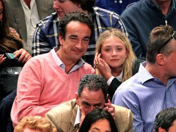 Мэри-Кейт Олсен и Оливер Саркози