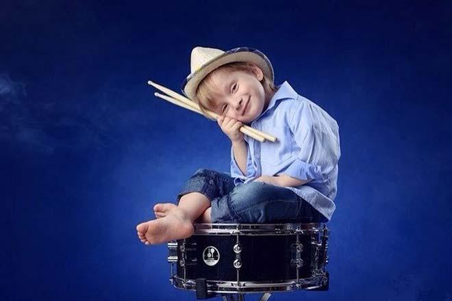 Четырехлетний барабанщик новый хит Youtube