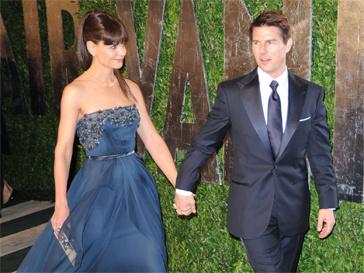 Еще недавно Кэти Холмс (Katie Holmes) и Том Круз (Tom Cruise) выглядели вместе вполне счастливыми.