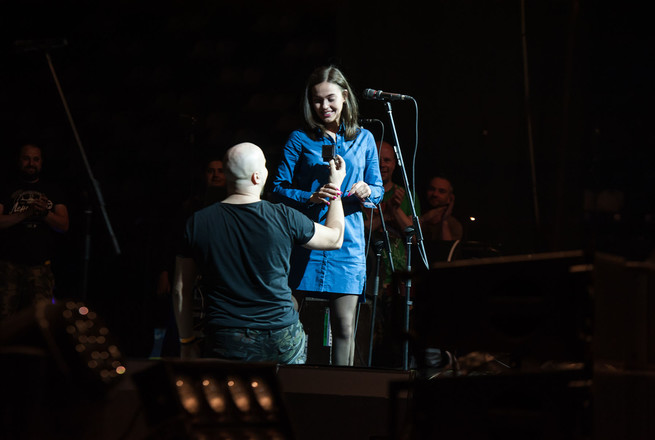 Концерт группы «Ленинград»