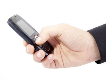 Информация о ЧС на мобильном телефоне
