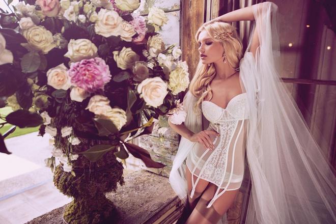 Свадебное белье Incanto осень-2016