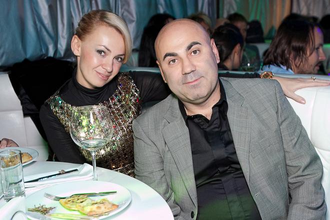 Яна Рудковская, Иосиф Пригожин