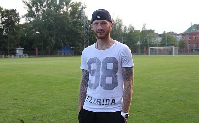 Андрей Васильев, тульский Арсенал