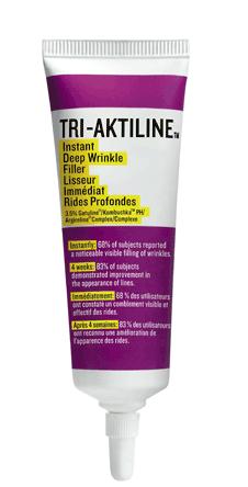 Корректор-компенсатор глубоких морщин Tri-Aktiline от Good Skin. Оказывает моментальный визуальный эффект, позволяет применять средство там, где оно необходимо: «гусиные лапки», носогубная область, любые другие мимические морщины. Возвращает коже способность восстанавливаться, помогая увеличить выработку натурального коллагена.