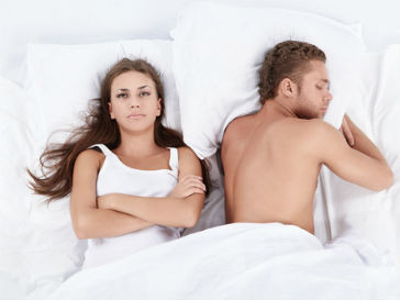 Женщины перестали получать удовольствие от секса