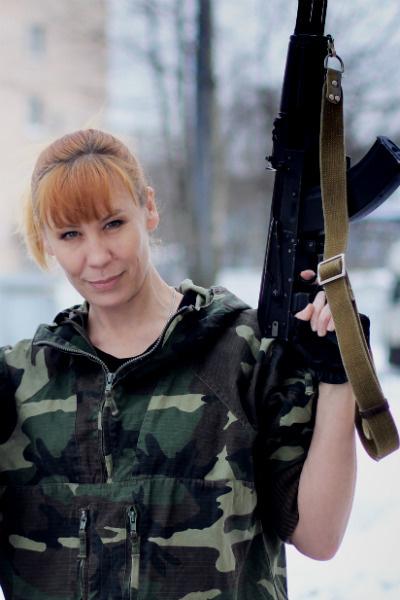 Дарья Юргенс, Багира, сериал «Морские дьяволы»