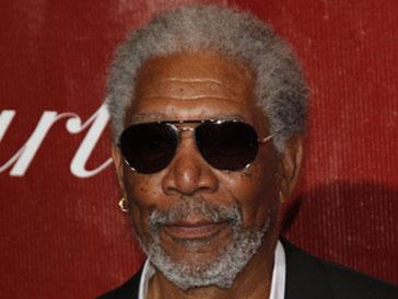 Морган Фримен (Morgan Freeman) удостоился награды Американского института кино