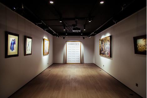 Открытие нового офиса аукционного дома Christie's в Москве | галерея [1] фото [5]