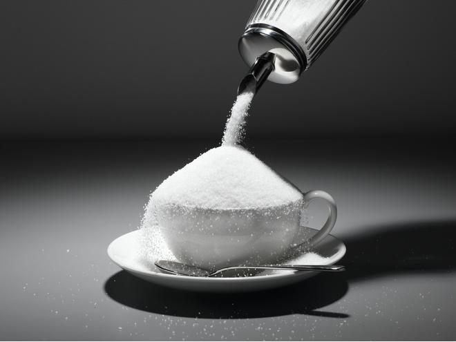 влияние сахара на организм человека