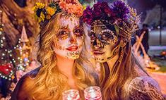 Страшная афиша на Хеллоуин: 6 жутких вечеринок Самары