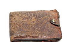 Бумажник нашел своего хозяина спустя 70 лет после пропажи