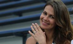 Теннисистка и бывшая мисс СССР поженились