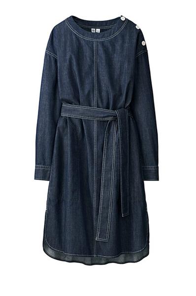 Платье Uniqlo U, 4999 р.