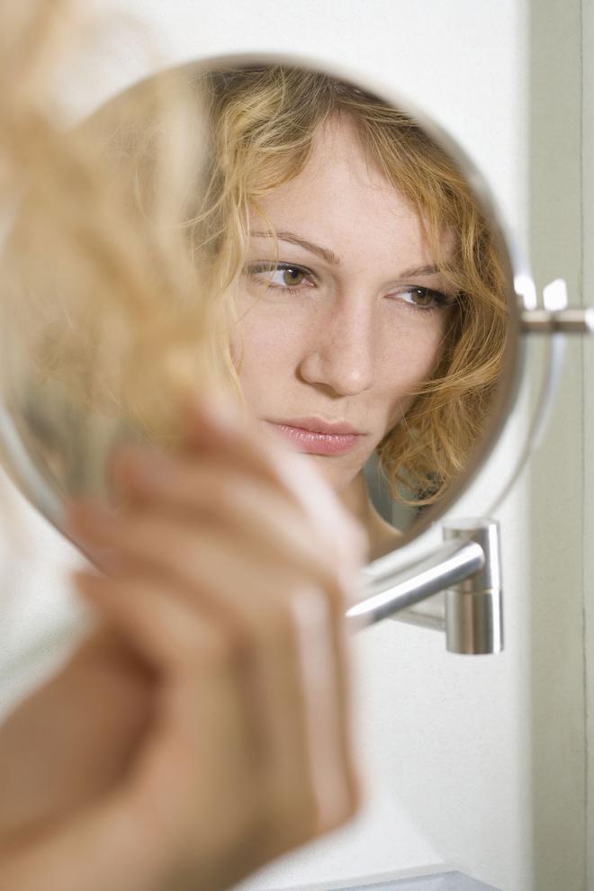 гормональное выпадение волос