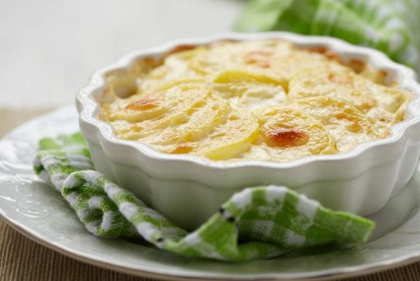 Картошка по-французски рецепт
