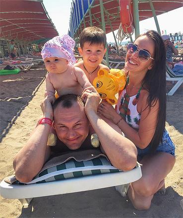 Степан Меньщиков и Евгения Шамаева, фото