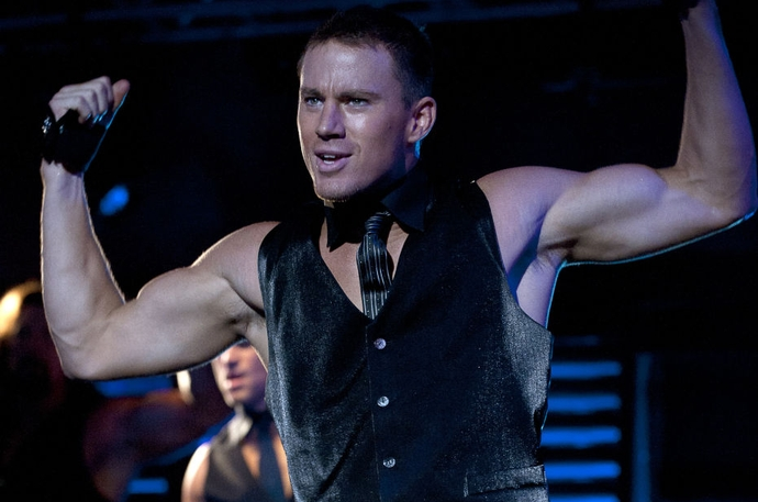 «Супер Майк» (Magic Mike), 2012