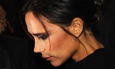 Виктория Бекхэм плакала, когда ее муж делал опасное селфи