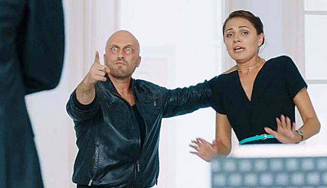 Дмитрий Нагиев и Ольга Савицкая