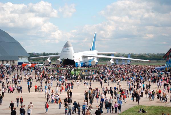 Августа в Ульяновске пройдет Авиасалон-2 15