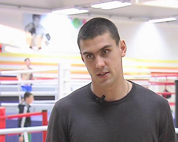 Боксер Евгений Тищенко стал обладателем золотой медали наОлимпиаде вРио-де-Жанейро
