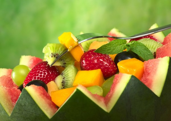 Рецепт фруктового салата