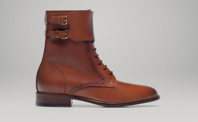 Ботинки Massimo Dutti, 8990 р.