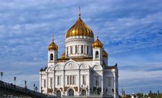 На Пасху в Москве ограничат движение транспорта