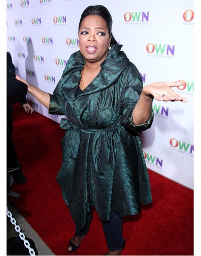 Опра Уинфрей (Oprah Winfrey)