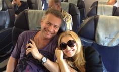 Леонид Агутин и Анжелика Варум вместе прилетели на «Новую волну – 2012»