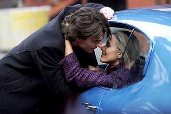 Том Круз и Камерон Диас (кадр из фильма «Ванильное небо», 2001)