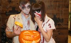 Хеллоуин в Новосибирске: зомби и другие ужастики (фото)