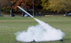 конструктор самодельных ракет показал видео неудачные запуски