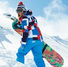 3 совета от Алены Заварзиной, как научиться кататься на сноуборде
