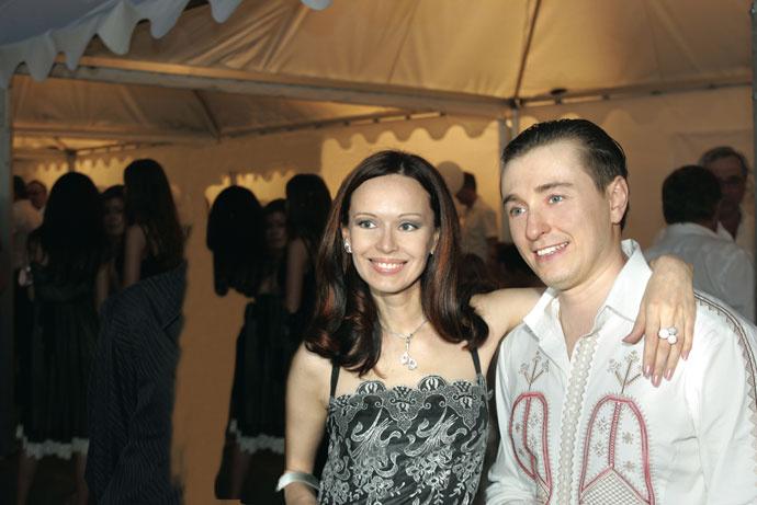 Сергей и Ирина Безруковы расстались