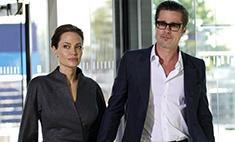 Джоли и Питт снимают фильм на Мальте