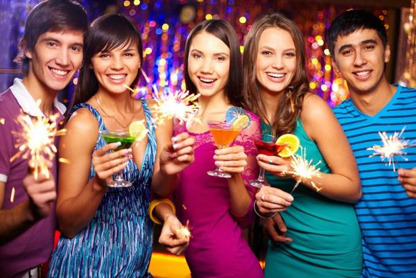 Как провести весело новогоднюю ночь