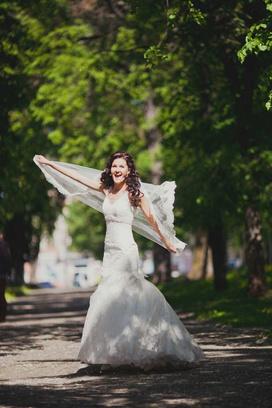 Свадьбы в Перми. Фотограф Татьяна Кугушева