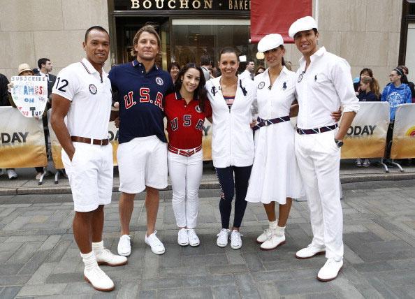 Олимпиада в Лондоне 2012: форма команды США